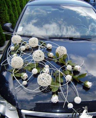 Sun a Čert 13.8.2011 - Tuhle ozdobu na auto jsem si vybrala. Něchtěla jsem žádné srdíčka, medvídky nebo panenky.