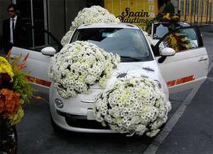 Přípravy - chudák auto :-)