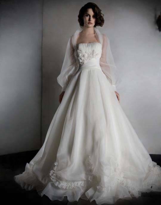 Svadobné šaty - svet 2 - Pattis Flora