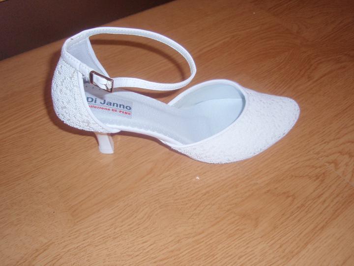 Tyrkysova svadba 2011 - moje topánočky
