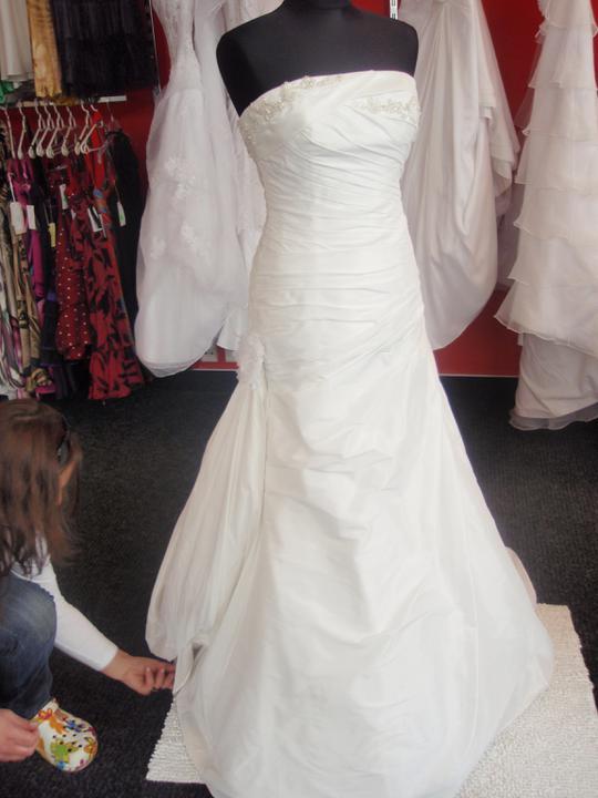 Tyrkysova svadba 2011 - moje šatočky :))))