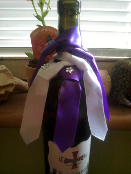 Už naše na svadbičku :) - ešte raz kravatky :)