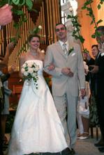 Slavobrána pro novomanžele