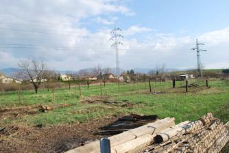 """uprava terenu...kedysi to bol """"les"""""""