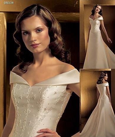 Jen svatební šaty - Obrázek č. 8