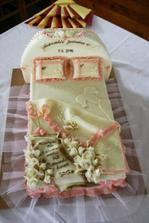 co všechno taky  může být dort....