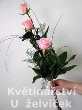 Mamuši měly jednu bílou růži