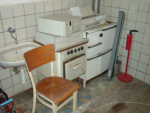 """KUCHYŇ - původní """"děs"""" v kuchyni"""