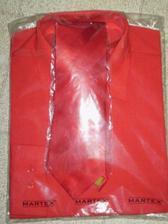 košeľa na redový
