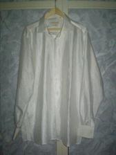 svadobná košeľa