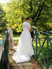 romantika na mostku