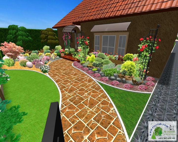 Záhrada-inšpirácie - Obrázok č. 92
