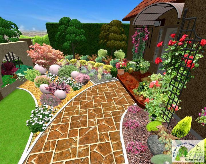 Záhrada-inšpirácie - Obrázok č. 94