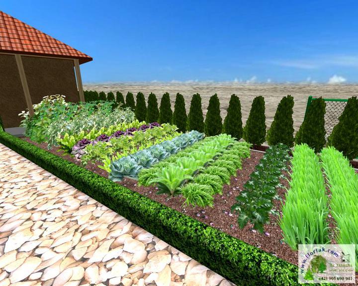 Záhrada-inšpirácie - Obrázok č. 96