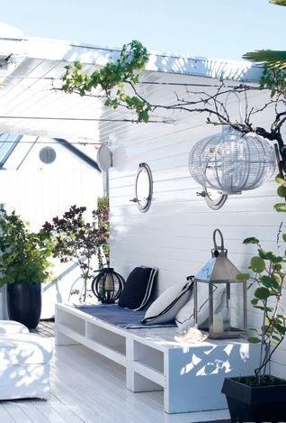 Malá zahrada, balkon - Obrázek č. 2