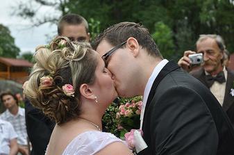 a první novomanželská :-*