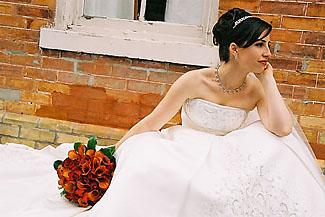 Svadobné účesy - Obrázok č. 26