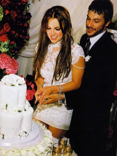 Svadby celebrit - Obrázok č. 3