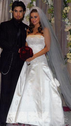 Svadby celebrit - Obrázok č. 5