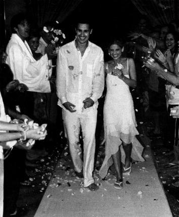 Svadby celebrit - Obrázok č. 15