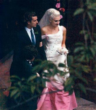 Svadby celebrit - Obrázok č. 16