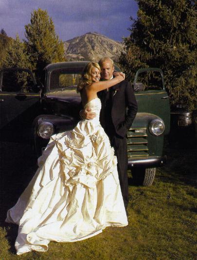 Svadby celebrit - Obrázok č. 22
