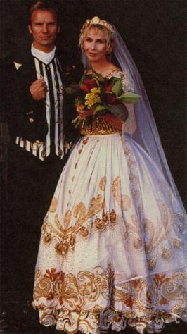 Svadby celebrit - Obrázok č. 30