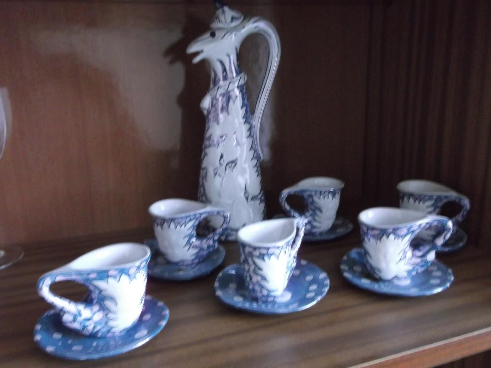 Albánsky porcelán - Obrázok č. 1