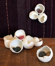 http://www.designsponge.com/2012/07/diy-project-paper-clay-barnacles.html