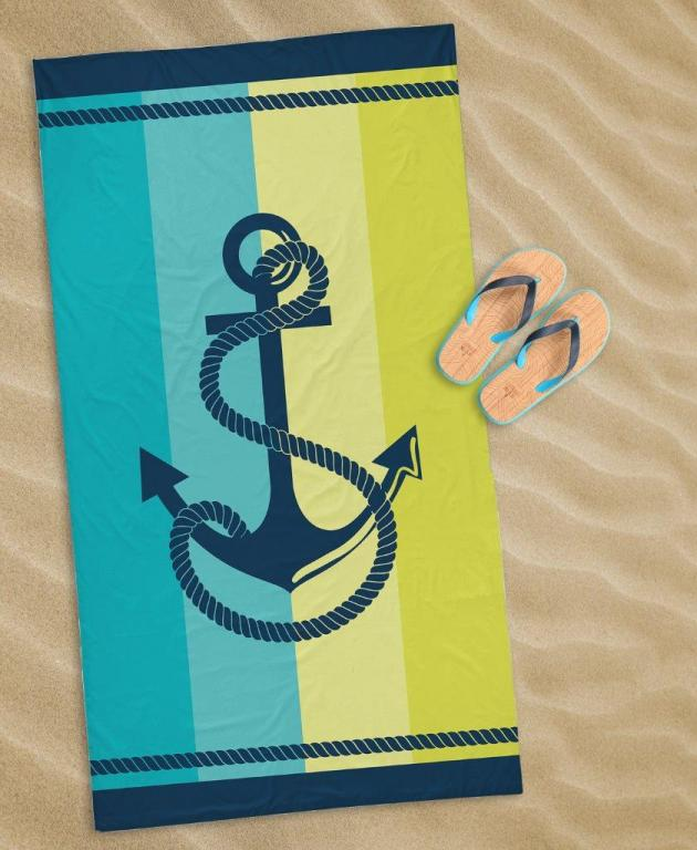 Plážové osušky - Obrázok č. 1