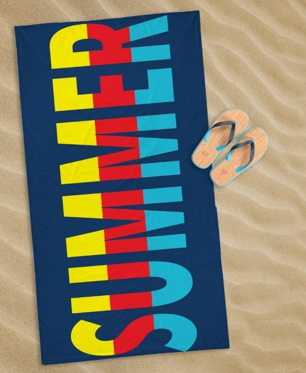 Plážové osušky - Obrázok č. 2