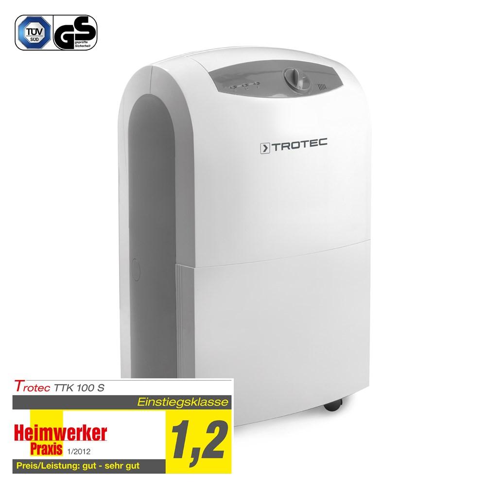 ducho77 - TROTEC TTK 100S je najvykonnejší domáci odvlhčovač na trhu. 30 litrov za 24 hodin.