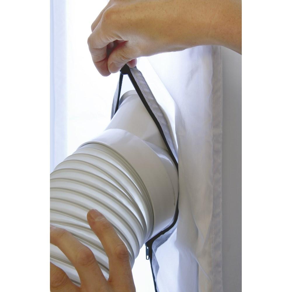 ducho77 - Špeciálne tesnenie na prestrčenie vzduchovej hadice oknom. AirLock 100