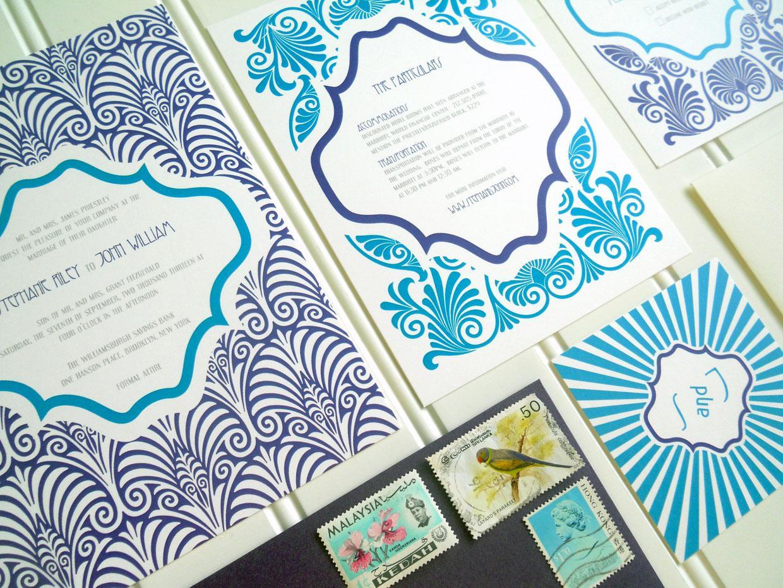 Art deco & black & gold & turquoise wedding - Obrázok č. 36