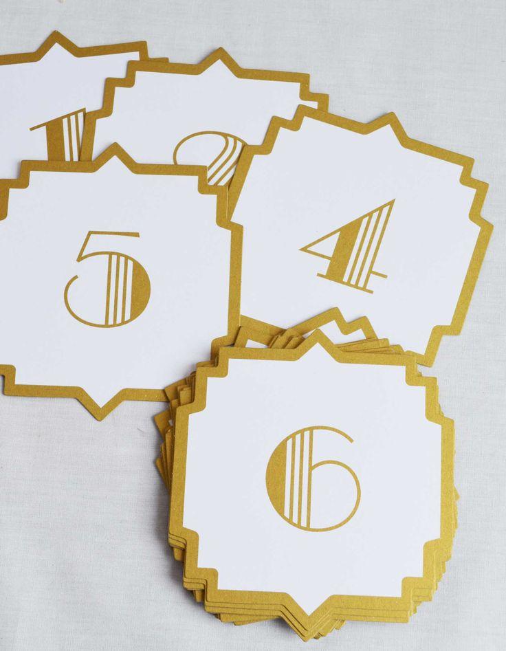 Art deco & black & gold & turquoise wedding - Obrázok č. 40