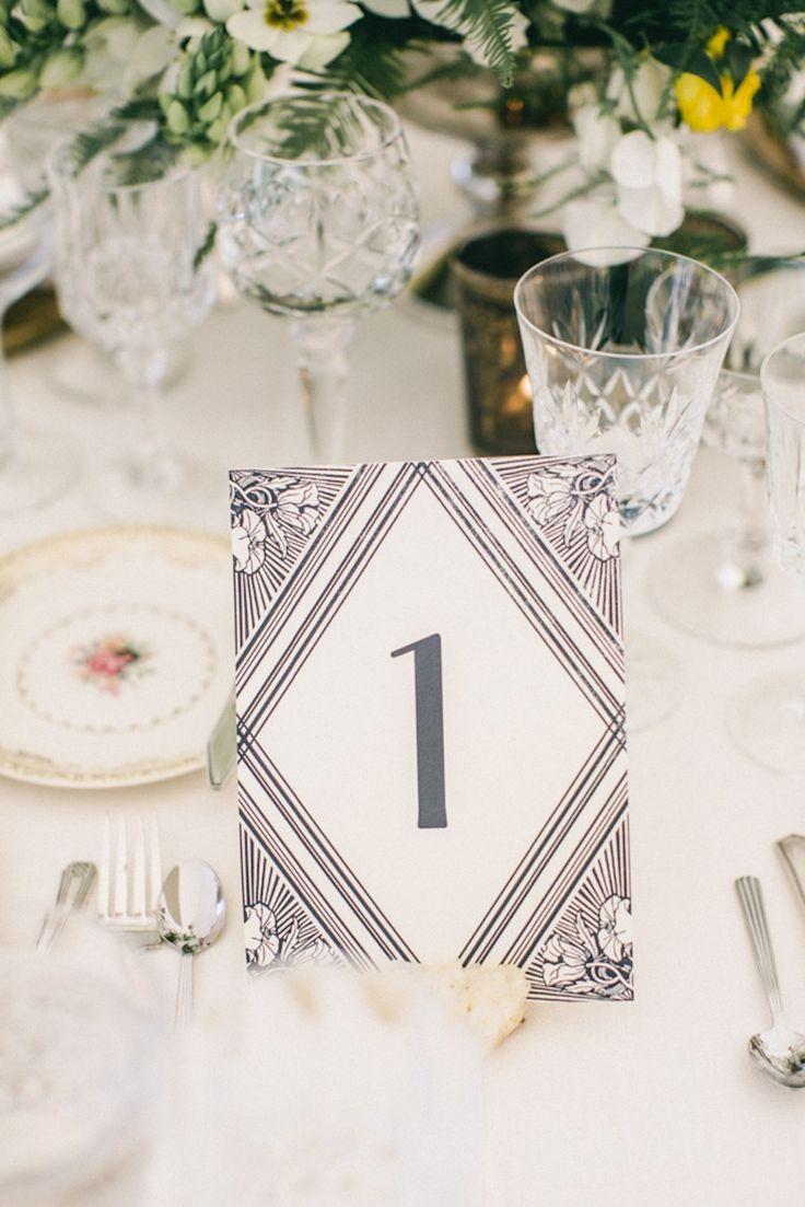 Art deco & black & gold & turquoise wedding - Obrázok č. 50