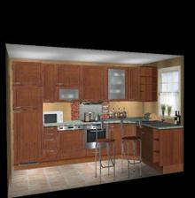 prvy navrh kuchyne