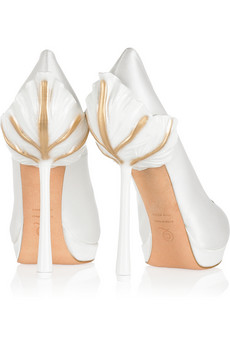 Beautiful designer wedding shoes - Obrázok č. 2