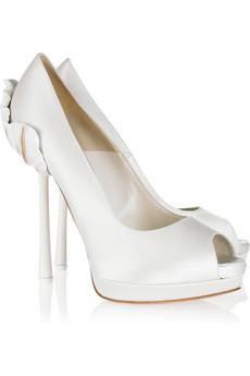 Beautiful designer wedding shoes - Obrázok č. 3