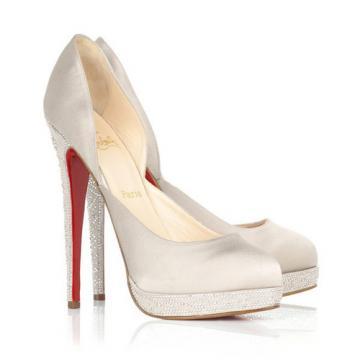 Beautiful designer wedding shoes - Obrázok č. 6