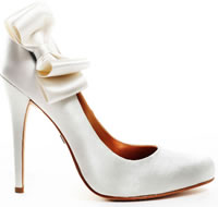 Beautiful designer wedding shoes - Obrázok č. 7