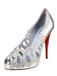 Beautiful designer wedding shoes - Obrázok č. 10
