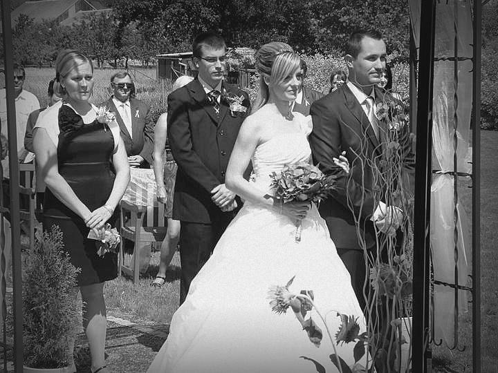 Svatba Luky a Cuky:-) - Obrázek č. 13
