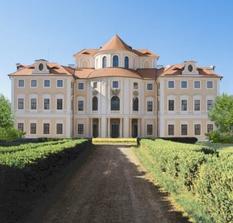 zámek Liblice