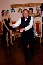 rodičia v zápale tanečných variácií
