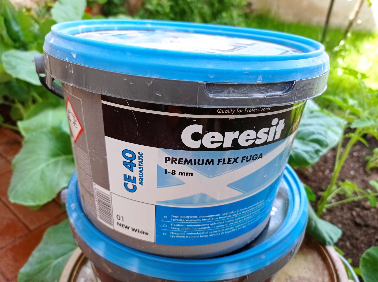 Spárovací hmota bílá cca, 1kg - Obrázek č. 1
