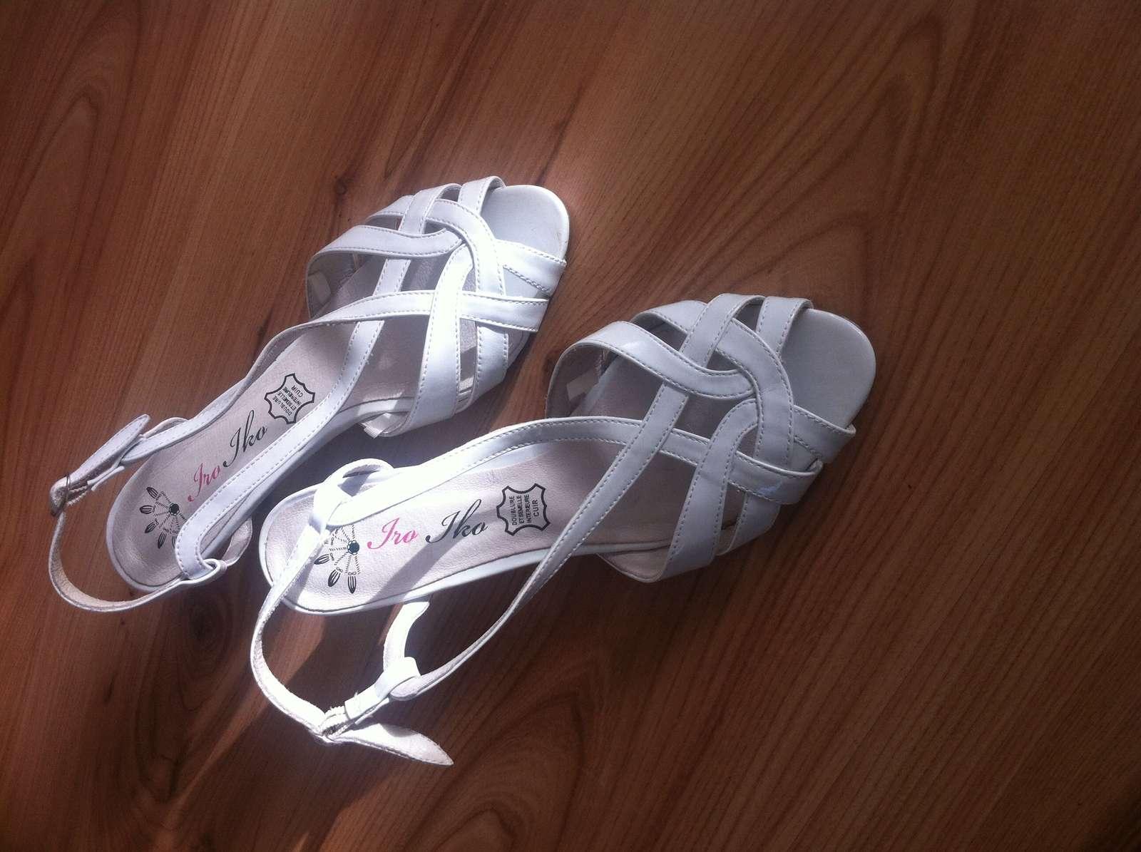 Pohodlne sandalky - Obrázok č. 1