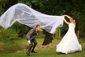 svadobne šaty - LA SPOSA originál, 38
