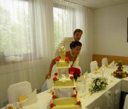 náš dort byl super