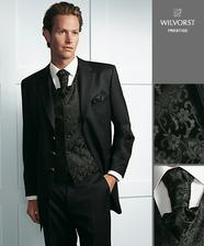 Huraaaaaaaa, necakane sme kupili oblek, zvolili sme podobnu ciernu klasiku, som nadmieru spokojna a aj moj milacik !